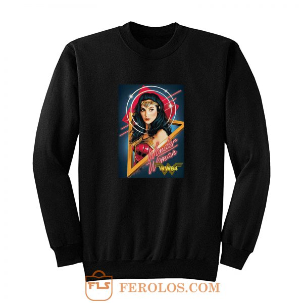 Wonder Woman 1984 Dc Movie Justice League Movie 2020 Sweatshirt