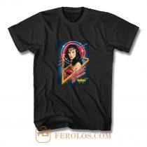 Wonder Woman 1984 Dc Movie Justice League Movie 2020 T Shirt
