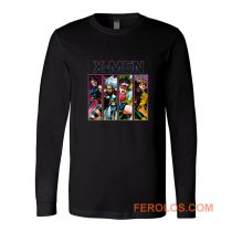 X Men 90s X Ladies Long Sleeve
