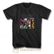 X Men 90s X Ladies T Shirt