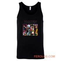 X Men 90s X Ladies Tank Top