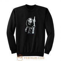 Zuni Doll Trilogy Of Terror Sweatshirt