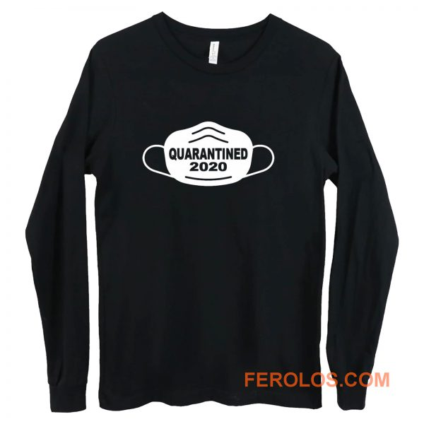 social distancing Quarantine Self Isolation Long Sleeve