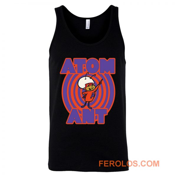60s Hanna Barbera Cartoon Classic Atom Ant Tank Top
