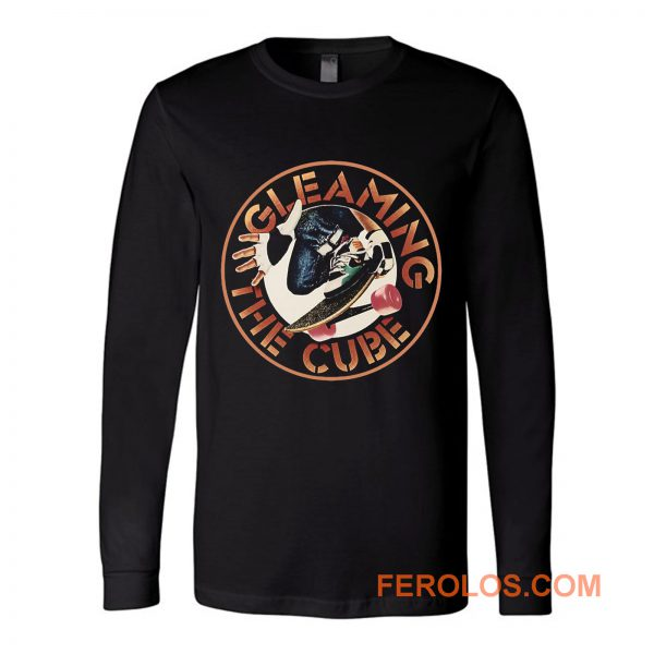 80s Skateboarding Classic Gleaming the Cube Long Sleeve