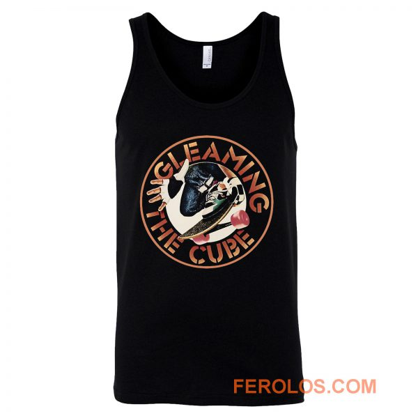 80s Skateboarding Classic Gleaming the Cube Tank Top