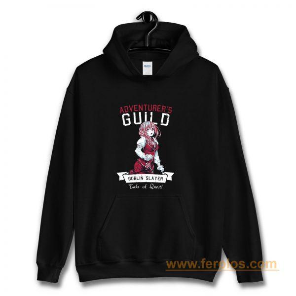 Adventurers Guild Girl Goblin Slayer Hoodie