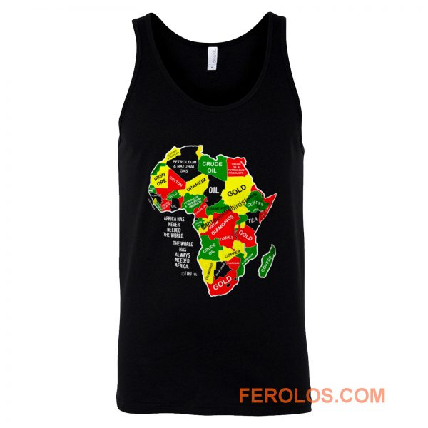 Africa Has Never Needed the World Tank Top