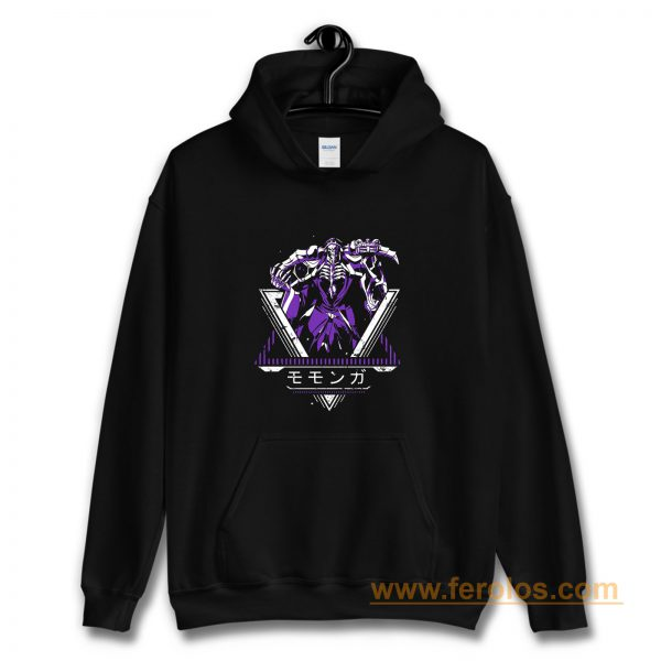 Ainz Ooal Gown Overlord Anime Hoodie