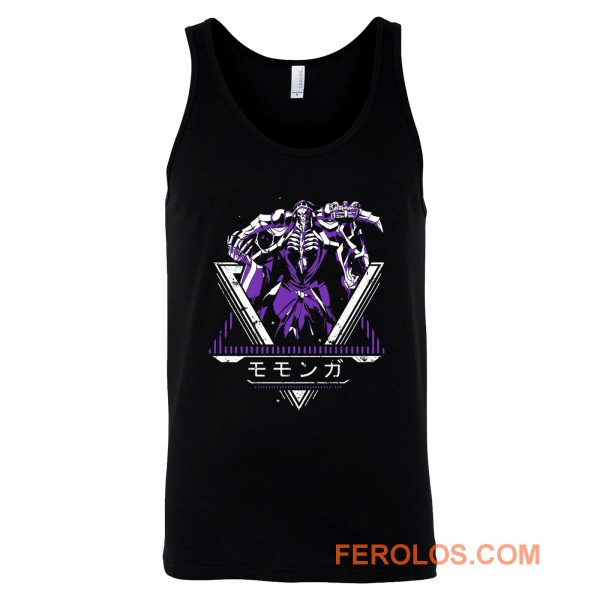 Ainz Ooal Gown Overlord Anime Tank Top