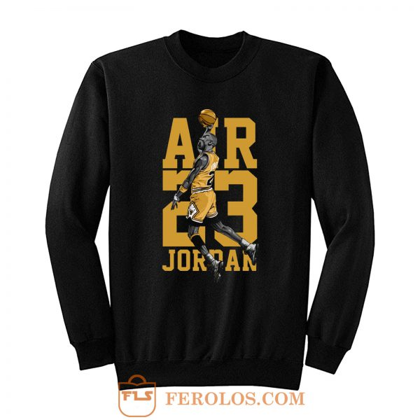 Air 23 Jordan Sweatshirt