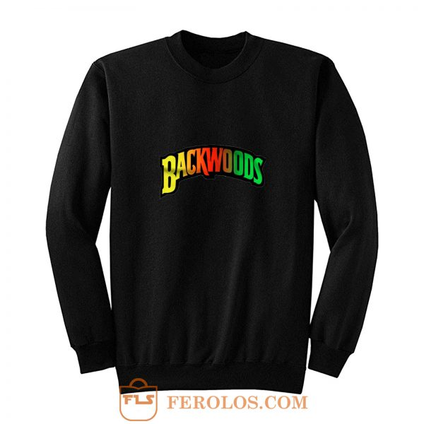 Air Jordan 6 RASTA CARNIVAL Backwoods Sweatshirt