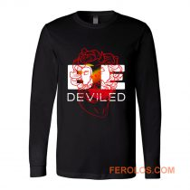 BE DEVILED Featuring Greek Sculpture Long Sleeve