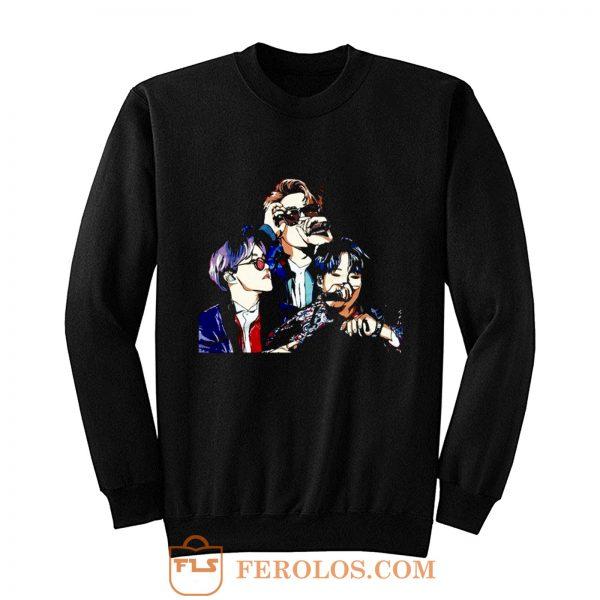 BTS Rapper Sweatshirt