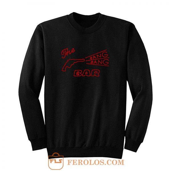 Bang Bang Bar Twin Peaks David Lynch Sweatshirt
