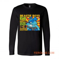 Beastie Boys rollins Band Cypress Hill tour November 18 New Orleans Long Sleeve