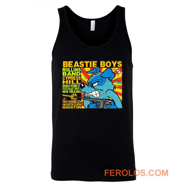 Beastie Boys rollins Band Cypress Hill tour November 18 New Orleans Tank Top