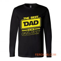 Best Dad Star Wars Long Sleeve