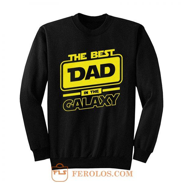 Best Dad Star Wars Sweatshirt