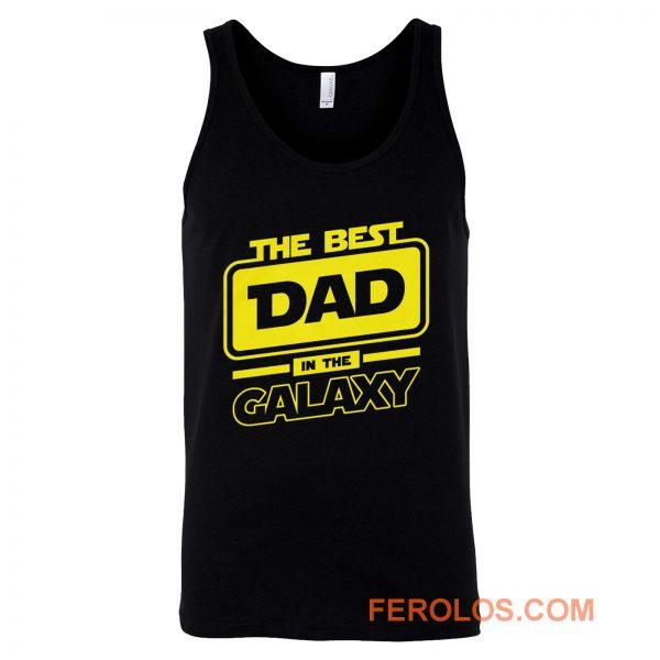 Best Dad Star Wars Tank Top