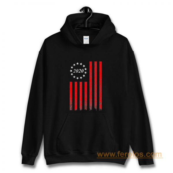 Betsy Ross 2020 Election Hoodie