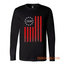 Betsy Ross 2020 Election Long Sleeve