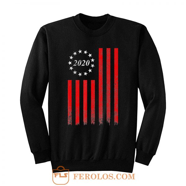 Betsy Ross 2020 Election Sweatshirt