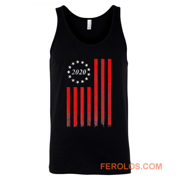 Betsy Ross 2020 Election Tank Top