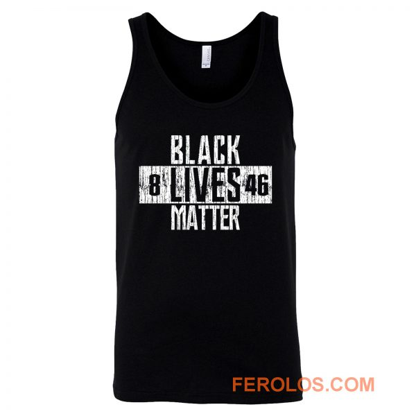 Black Lives Matter Protest Classic Tank Top