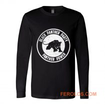 Black Panther Party Long Sleeve