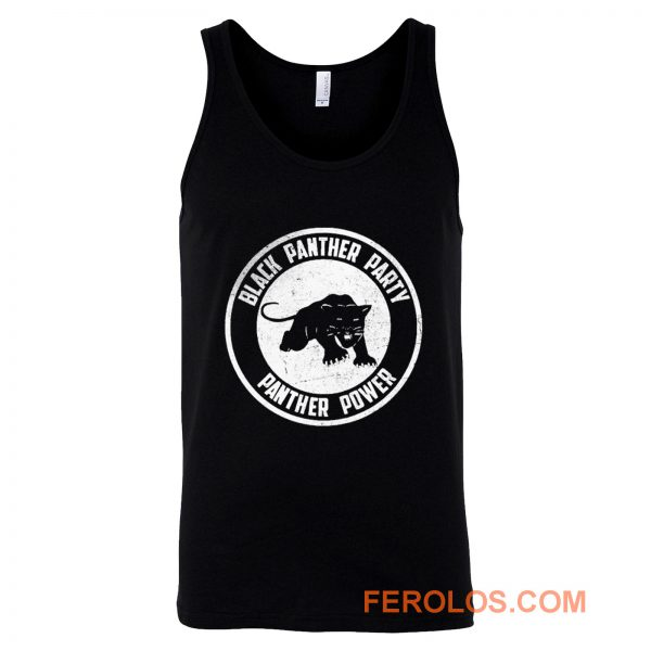 Black Panther Party Tank Top