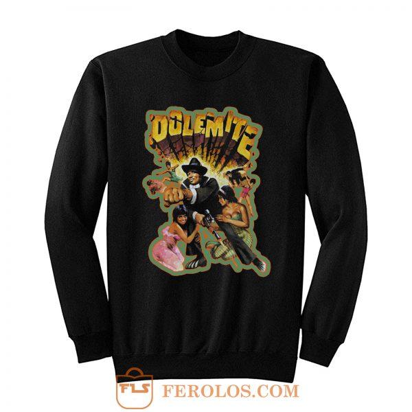 Blaxploitation Classic Dolemite Sweatshirt