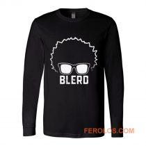 Blerd Black Nerd Long Sleeve