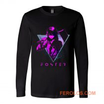 Blue Isaac Zack Foster Angels of Death Long Sleeve