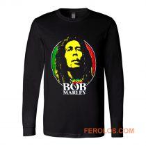 Bob Marley Regge Music Legend Long Sleeve
