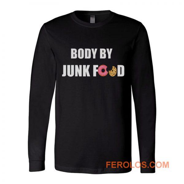 Body By Junkfood Long Sleeve