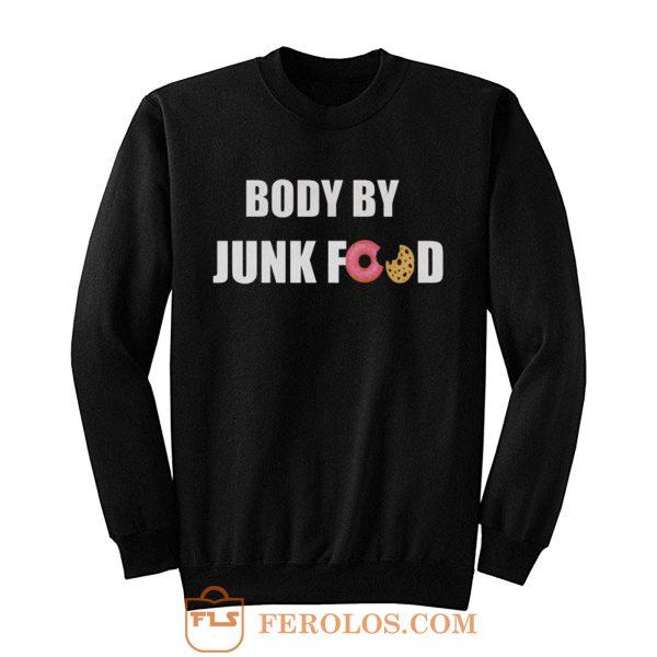 Body By Junkfood Sweatshirt