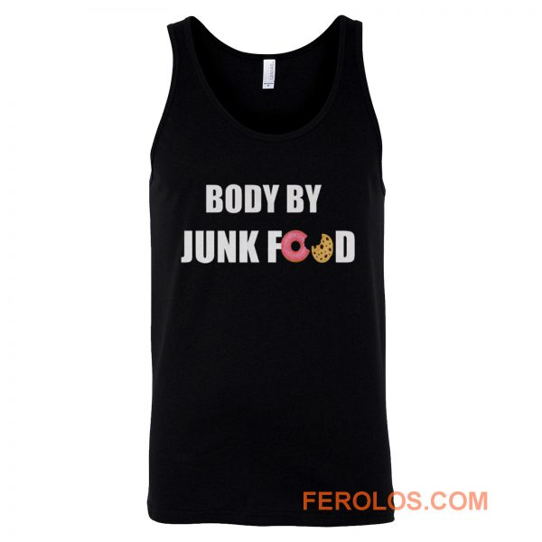 Body By Junkfood Tank Top