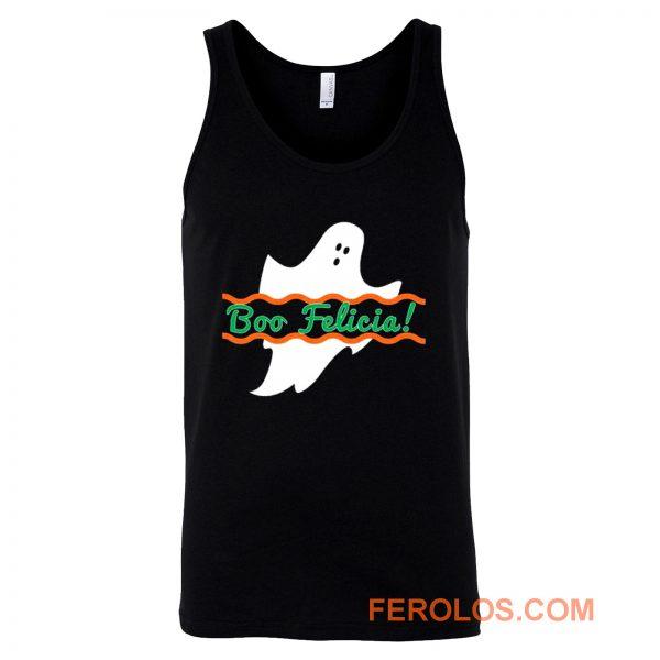 Boo Felicia Halloween Tank Top