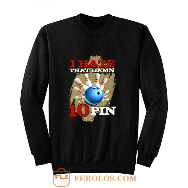 Bowling Birthday Sweatshirt