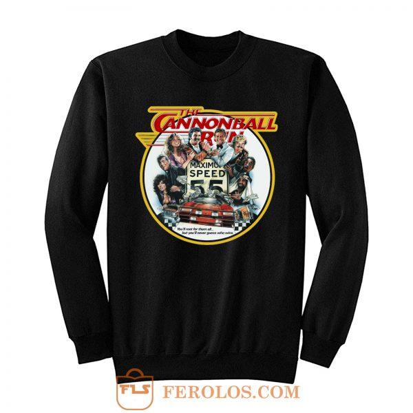 Burt Reynolds Classic The Cannonball Run Sweatshirt
