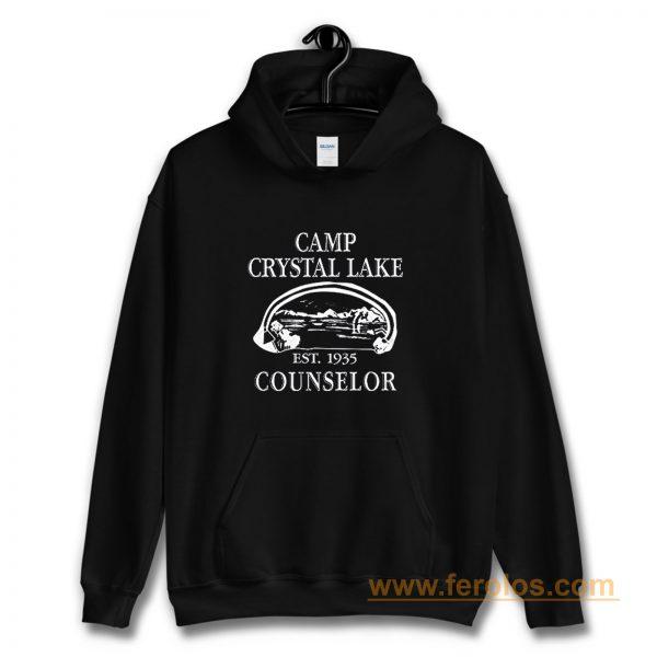 Camp Crystal Lake Counselor Hoodie