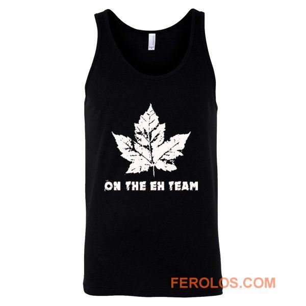 Canadian Pride Maple Leaf Tank Top