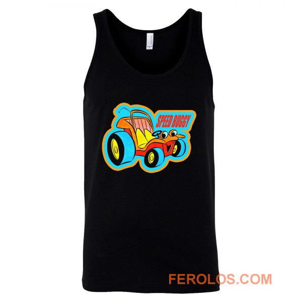 Cartoon Classic Speedy Buggy Tank Top