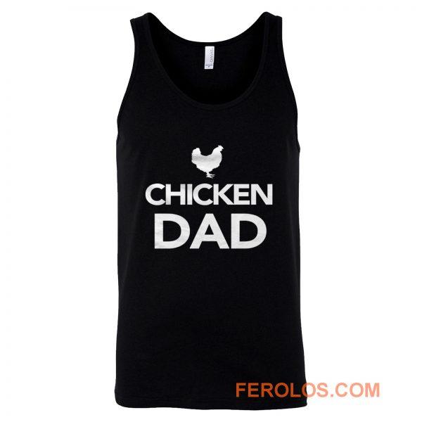 Chicken Dad Tank Top