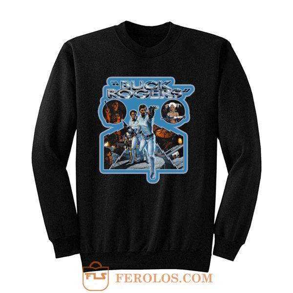 Classic Buck Rogers 25th Century Sweatshirt