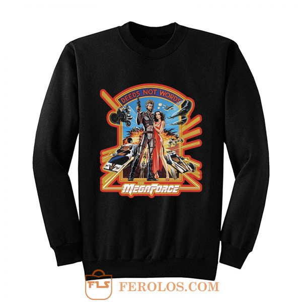 Classic MegaForce Sweatshirt
