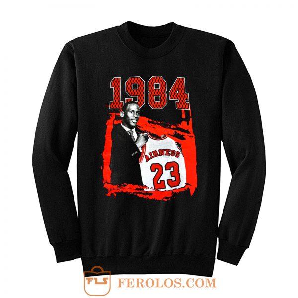 Classics 1984 Draft Day Airness Sweatshirt
