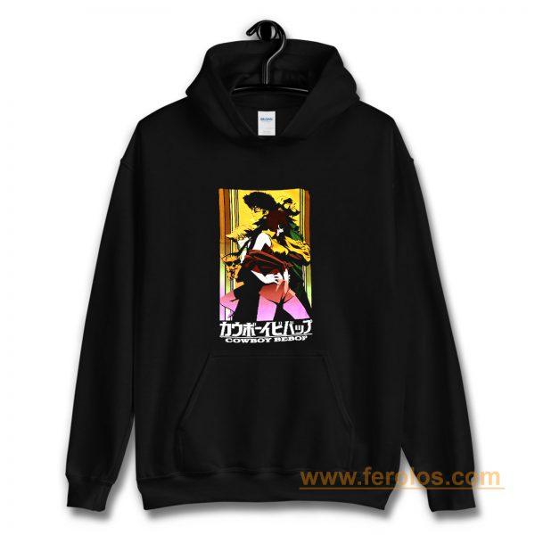 Cowboy Bebop Group Anime Hoodie