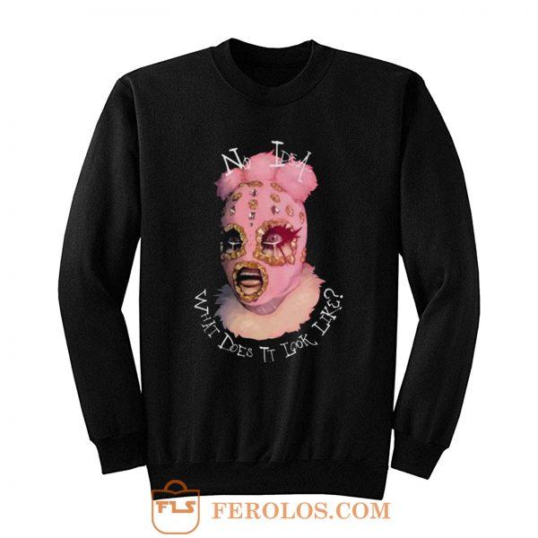 Crystal Facekini Sweatshirt
